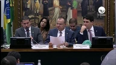 Deputados da comissão especial votam destaques ao relatório da reforma da Previdência - Veja os principais pontos do texto da reforma da Previdência aprovado na comissão especial.