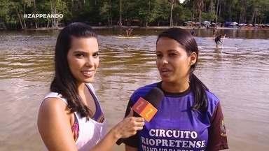 Parte 3: E pra fechar tem sup para crianças do interior do Amazonas - Parte 3: E pra fechar tem sup para crianças do interior do Amazonas