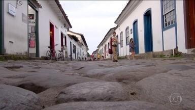 Paraty e Ilha Grande, no litoral do RJ, se tornam Patrimônio Mundial da Unesco - É uma conquista inédita na América Latina. Unesco reconheceu tanto a cultura como a riqueza biológica da região.