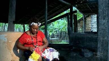 Artesanato e costumes são preservados nos quilombos no Maranhão - Programa evidenciou o artesanato e os costumes preservados nos quilombos do Norte do Maranhão agora podem se transformar em atrativos do turismo sustentável.
