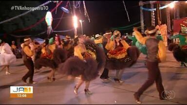 Junina de Araguaína vai representar o Tocantins em concurso nacional de quadrilha - Junina de Araguaína vai representar o Tocantins em concurso nacional de quadrilha