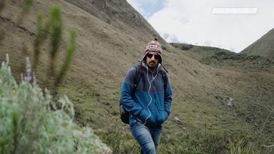 Huaraz e suas belezas naturais