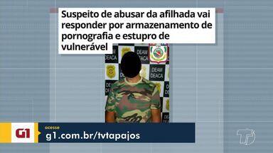 Caso de estupro de vulnerável é destaque no G1 Santarém e região - Confira esta e outras notícias acessando o portal.