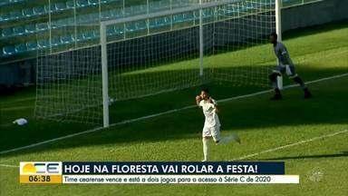 Juscelino Filho traz as principais notícias do esporte - Saiba mais em g1.com.br/ce