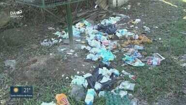 Moradores reclamam de falta de coleta de lixo em Piracicaba - Caminhão não passa no bairro Nova Suíça há uma semana.