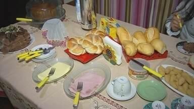 Inverno aumenta apetite de moradores da região noroeste paulista - Em dias mais frios a gente costuma comer mais e é justamente nessa época que muita gente engorda. Mas será que dá pra fugir dos quilos a mais?