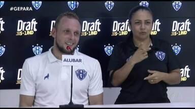 Micael garante o Paysandu focado na vitória diante do Juventude - Zagueiro e capitão bicolor diz que empate só interessa ao clube em último caso