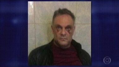 Polícia prende traficante internacional após post da mulher na internet - Desde fevereiro, Ronald Roland era foragido da Justiça por lavagem de dinheiro e ligações com o tráfico de drogas da Colômbia e do México. Ele foi preso em uma restaurante na Zona Leste de São Paulo.