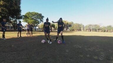Time feminino da Ponte Preta vai disputar Campeonato Brasileiro - O time feminino da Ponte Preta vai disputar Campeonato Brasileiro.