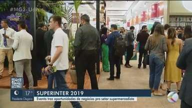 Encontro do setor de supermercados é realizado em Uberlândia - Evento tem oportunidades de negócios, atualização profissional e promove o relacionamento comercial.