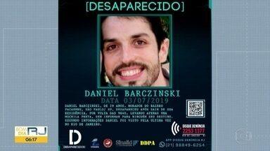 Polícia busca pistas do estudante paulista desaparecido - Daniel Barczinski foi visto pela última vez na rodoviária.