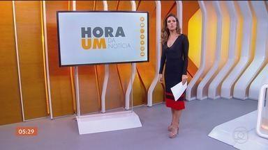 Hora 1 - Edição de sexta-feira, 12/07/2019 - Os assuntos mais importantes do Brasil e do mundo, com apresentação de Monalisa Perrone