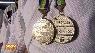 Equipe do DF conquista 35 medalhas de ouro em etapa do Brasileiro de Judô - Judô de Brasília faz sucesso na base.