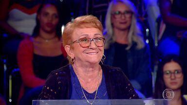 Nancy Bouças participa do 'Quem Quer Ser Um Milionário?' - A participante vai em busca do prêmio de 1 milhão de reais