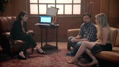 Casal No Detector de Mentiras - Relacionamento baseado em sinceridade.