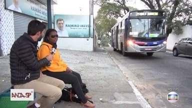 Anda SP mostra dados de acessibilidade no transporte coletivo de São Paulo - A reportagem discute as condições de transporte para pessoas com deficiência visual na capital