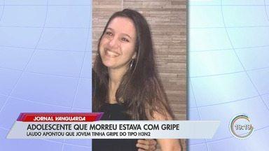 Prefeitura de Porto Seguro confirma morte de adolescente de jacareí por H3N2 - Jovem tinha 17 anos e estava com grupo de estudantes em excursão à Bahia.