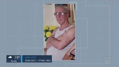 Família busca por idoso desaparecido em Santos, SP - Oswaldo Del Giorno, de 81 anos, desapareceu na manhã desta terça-feira (16) na cidade.