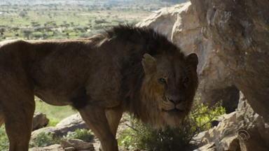 Estreia de nova versão de O Rei Leão movimenta cinemas do RS - Após 25 anos, história reestreia na telona com realidade virtual.