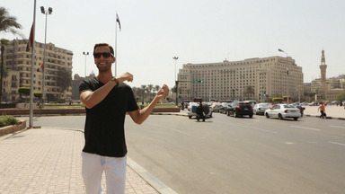 Egito - Pedro Andrade viaja pelo mundo para explorar destinos que no momento tentam se adaptar a grande mudanças de comportamento, políticas, culturais ou sociais.