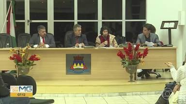 MPT e sindicatos discutem acordo com famílias dos atingidos por barragem em Brumadinho - O acordo de indenização foi acertado na Justiça e os promotores foram à cidade explicar os termos para as famílias das vítimas.