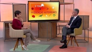 O Tema É: doenças autoimunes - Sandra Annenberg tira dúvidas com o imunologista Luiz Vicente Rizzo