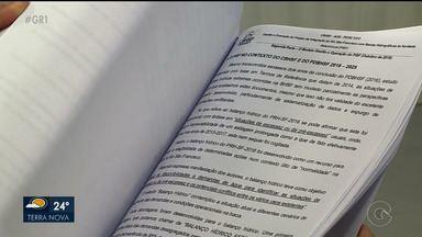 Relatório feito pelo Comitê da Bacia do São Francisco aponta falhas na execução da obra - Obra não foi concluída.