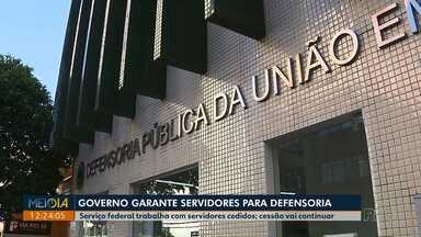 Governo Federal garante servidores para a Defensoria Pública de Londrina - O serviço da defensoria estava ameaçado, mas o governo garantiu a cessão dos serviços dos funcionários.