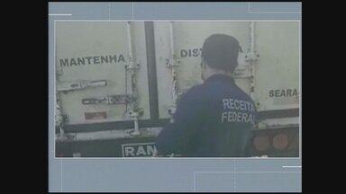 Polícia recupera aparelho de refrigeração de câmeras frias furtado em Chapecó - Polícia recupera aparelho de refrigeração de câmeras frias furtado em Chapecó
