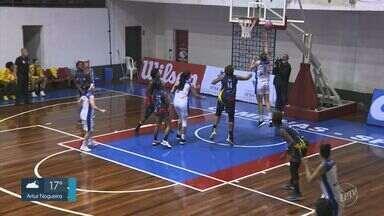 Basquete feminino de Campinas empata o playoff semifinal com grande atuação da pivô Nádia - O time volta a jogar contra o Uninassau Recife neste sábado (20), às 18h, no Ginásio das Paineiras.