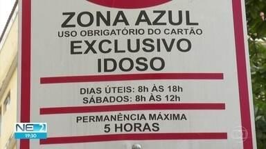 Motoristas ainda encontram dificuldade para usar o sistema digital do Zona Azul - Serviço de estacionamento passa por mudanças no Recife