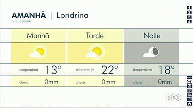 Veja a previsão do tempo para o fim de semana - A semana deve terminar com temperaturas mais altas do que quando começou.