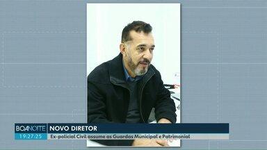 Ex-policial civil assume a direção das guardas Municipal e Patrimonial de Cascavel - Antônio Volmei dos Santos trabalhou por 32 anos na Polícia Civil de Cascavel, como investigador.