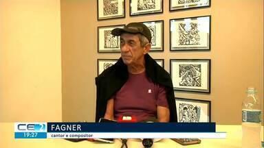 Fagner é atração da Expocrato nesta sexta - Confira mais notícias em g1.globo.com/ce