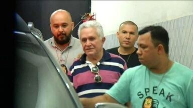 No Ceará, médico que abusava de pacientes e gravava vídeos é preso - José Hilson de Paiva, prefeito afastado de Uruburetama, se apresentou em Fortaleza.