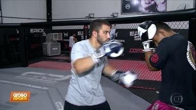 UFC: Rafael dos Anjos faz a luta principal nos EUA, mas quem estreia é Gabriel Silva - UFC: Rafael dos Anjos faz a luta principal nos EUA, mas quem estreia é Gabriel Silva