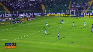 Londrina empata com Figueirense pela 10ª rodada da Série B do Brasileirão - Com o resultado o Londrina chegou a 17 pontos na tabela e está em 5º lugar.