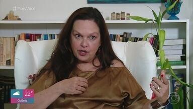 Edna Fagundes dá dicas para manter o bom humor - A psicóloga diz que é importe não se deixar contaminar por pessoas mal-humoradas
