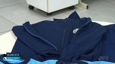 Polícia prende mais duas pessoas na Operação Cartas Marcadas - A Operação investiga supostas fraudes em licitações para compra de uniformes escolares.