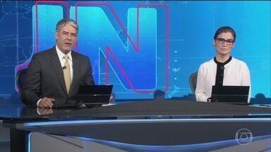 Jornal Nacional, Íntegra 22/07/2019 - As principais notícias do Brasil e do mundo, com apresentação de William Bonner e Renata Vasconcellos.