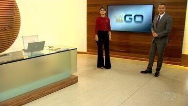 Veja os destaques do Bom Dia Goiás de terça-feira (23) - Homem é preso suspeito de colocar fogo na esposa e trancá-la em um quarto.