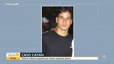 Suspeito de agredir jovem no bairro de Ondina é indiciado por lesão corporal grave - Guilherme Machado da Silva é acusado de agredir o jovem Cayan Lima, no início desse mês.
