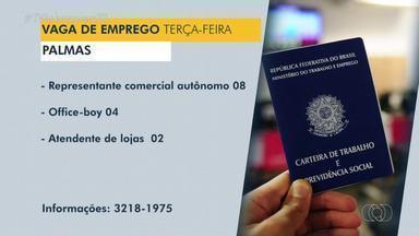 Confira as vagas de emprego disponíveis para Palmas, Porto Nacional e Gurupi - Confira as vagas de emprego disponíveis para Palmas, Porto Nacional e Gurupi