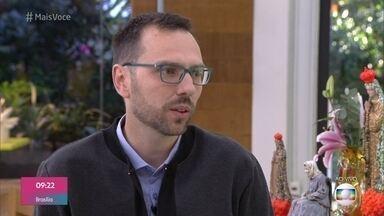 Luiz Peres-Neto fala sobre a influência da reputação na vida social e profissional - Professor dá dicas para fazer bonito e ficar 'bem na fita'