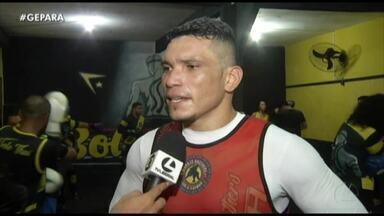 Com muita fé, paraense sonha com uma oportunidade no UFC - Alberto da Silva cuida da mente através da religiosidade em busca do crescimento no MMA