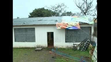 Defesa Civil alerta para chuva forte que pode chegar em Santa Maria no fim da tarde - Defesa Civil passou a manhã monitorando pontos de alagamento na cidade para realizar alertas.