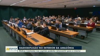 Decreto sobre a radiodifusão na Amazônia deve ser assinado em Manaus - Decreto sobre a radiodifusão na Amazônia deve ser assinado em Manaus.