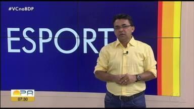 Carlos Ferreira comenta os destaques do esporte paraense nesta quinta-feira (25) - Remo, Paysandu, Bragantino e Corrida do Sal 2019 estão na repercussão do comentarista