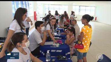 Projeto reúne acadêmicos para atendimentos de saúde gratuítos em Picos - Projeto reúne acadêmicos para atendimentos de saúde gratuítos em Picos