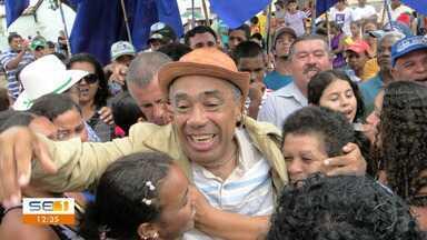 Ex-governador João Alves Filho é submetido a cirurgia - Ex-governador João Alves Filho é submetido a cirurgia.